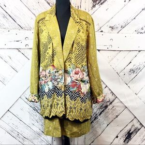 Vintage | 2 piece skirt suit